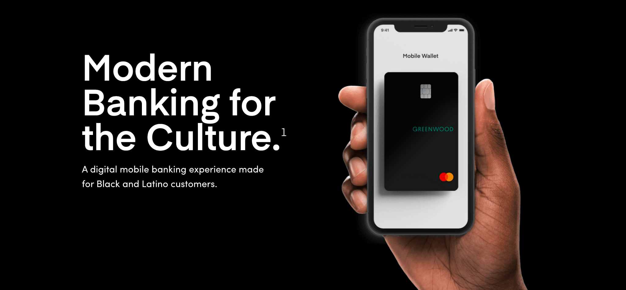 modern banking for the culture