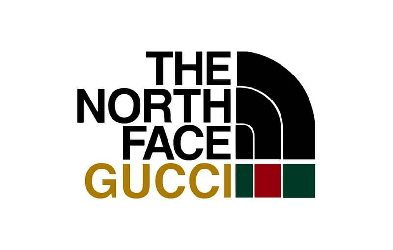 The North Face x Gucci Logo